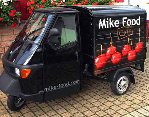 Mike Food - mobiles Catering